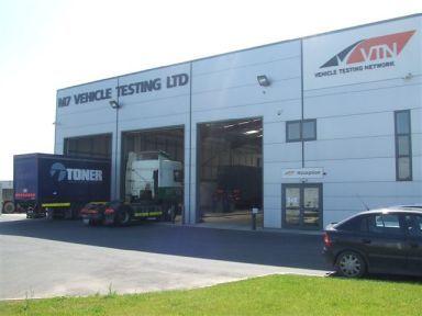 CVRT Testing | M7 Vehicle Testing | Naas, Kildare